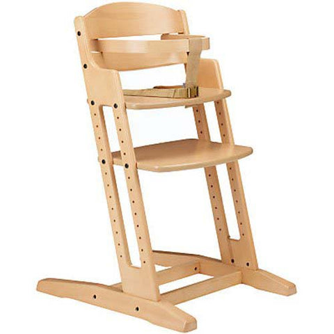 Baby Dan Home Chair Nature - hushabyebaby-co-uk