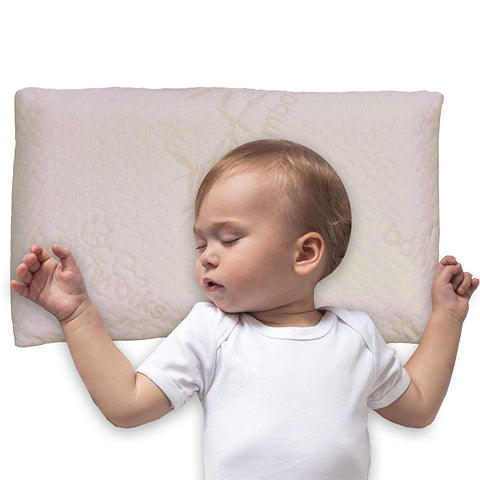 Toddler Pillow including case by Baby Works - Hushabyebaby.co.uk