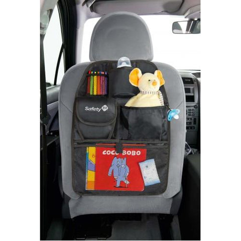 Safety 1st Back Seat Car Organiser - Hushabyebaby.co.uk