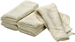 Warmies Reusable Bamboo Cloth Wipes 8 pack - Hushabyebaby.co.uk