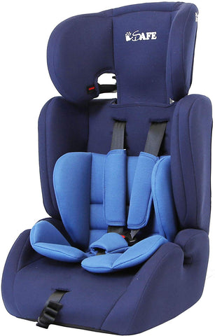 iSafe Value Comfort Baby Car Seat Group 1 2 3 Junior Trio Booster Seat - Hushabyebaby.co.uk