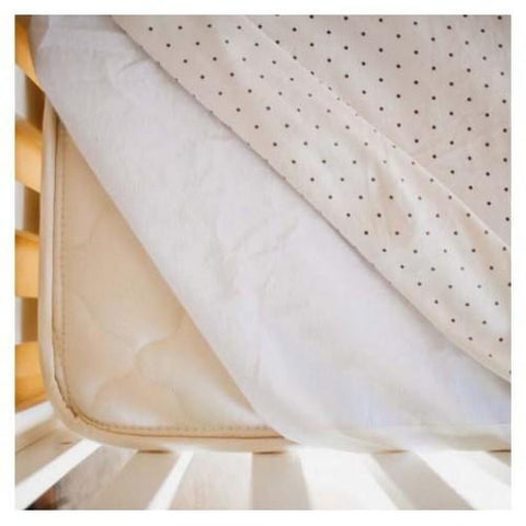 Prince Lionheart Cot Size Mattress Protector 120 x 60 cm - Hushabyebaby.co.uk