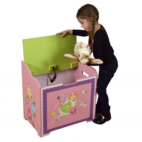 Fairy Toy Box by Liberty House - Hushabyebaby.co.uk