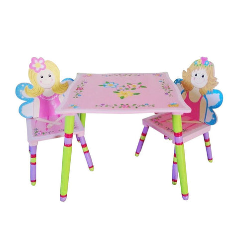 Fairy Table and Chair Set - Hushabyebaby.co.uk