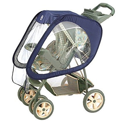 Prince Lionheart Pop 'N' Play Pushchair Raincover - hushabyebaby-co-uk.myshopify.com
