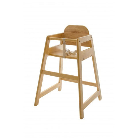 EAST COAST NURSERY HIGHCHAIR CAFE NATURAL - Hushabyebaby.co.uk