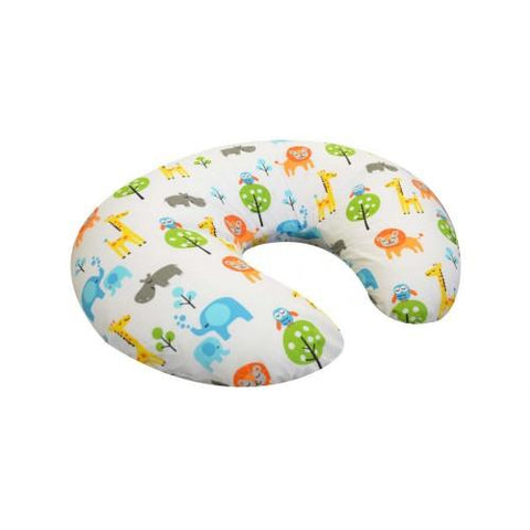 Cuddles Nursing Pillow Jungle Buddies - Hushabyebaby.co.uk
