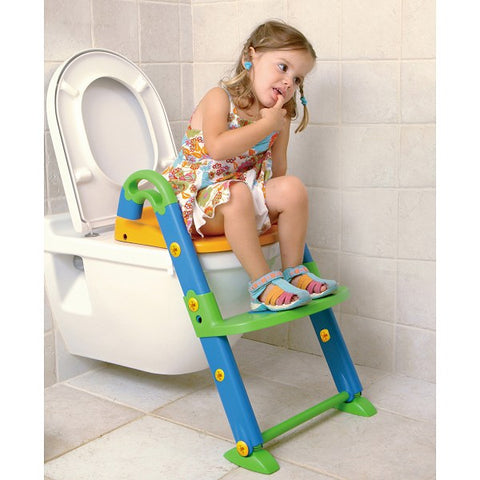 Kids Kit - 3 in 1 Toilet Trainer - hushabyebaby-co-uk