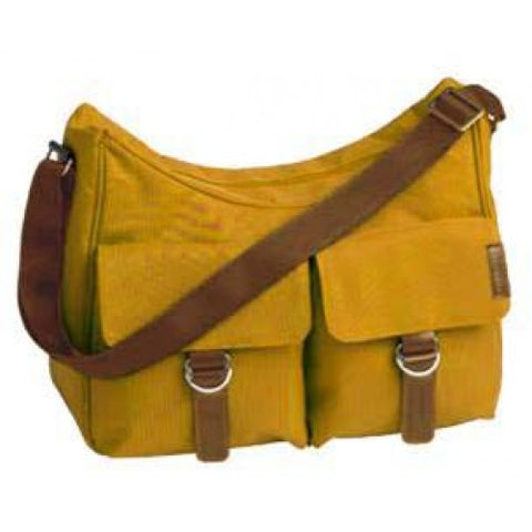 KOO-DI CHANGING BAG HOBO MUSTARD - Hushabyebaby.co.uk