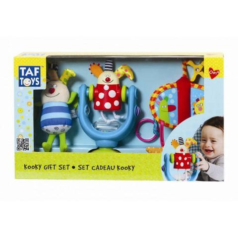Kooky Gift Set by Taf Toys - hushabyebaby-co-uk