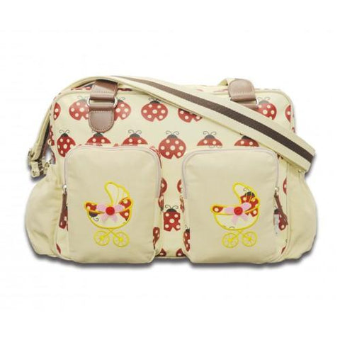 Cuddles Collection - Changing Bags  Mummy and Me Changing Bag Ladybird - hushabyebaby-co-uk