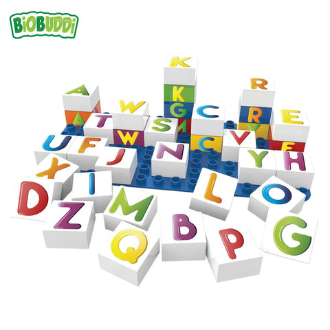 Learning Letters - BioBuddi - hushabyebaby-co-uk