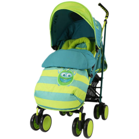 iSafe Stroller - Complete (Lil Friend) - Hushabyebaby.co.uk