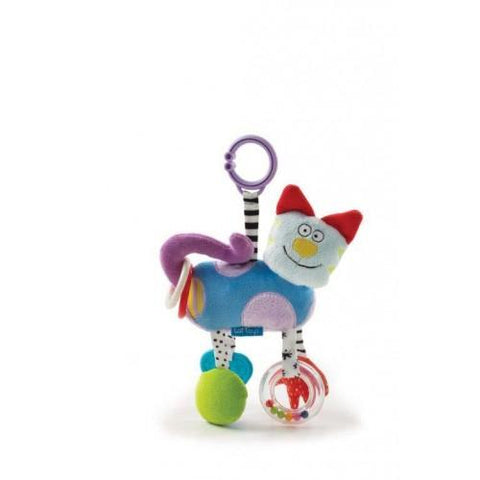 Long Tail Cat by Taf Toys - Hushabyebaby.co.uk