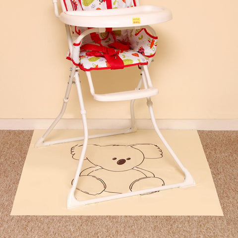 Pipsy Koala Highchair Splash Mat - hushabyebaby-co-uk