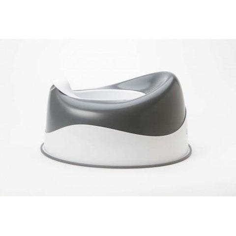 Prince Lionheart Potty Pod Basic - Grey - Hushabyebaby.co.uk