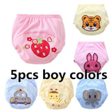 Five Piece Baby Reusable Nappies - Hushabyebaby.co.uk