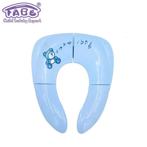 Children's Portable Toilet Training Seat - Hushabyebaby.co.uk