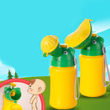 Portable Baby Urinal - Leak Proof And Suitable for Travelling and  Camping - Hushabyebaby.co.uk