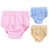One Piece Breathable And Reusable Soft Cotton Nappy Pants - Hushabyebaby.co.uk