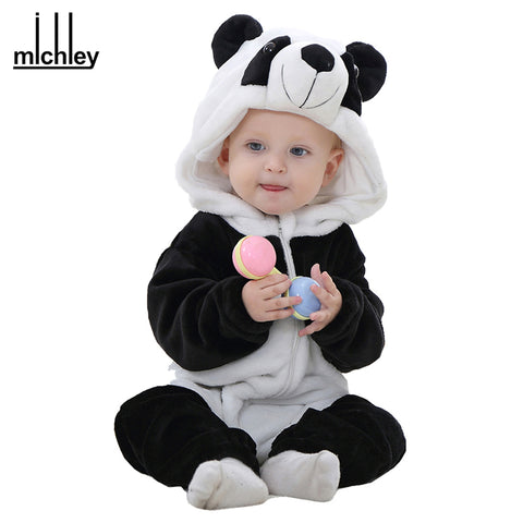 Baby Boy's and Girl's Animal Jumpsuits (Age 0-24 months) - hushabyebaby-co-uk