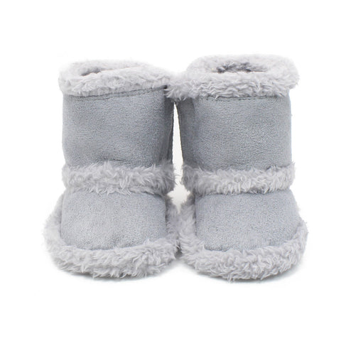 High Quality Delebao Soft Soles For Baby Girl's or Boys Shoes - Hushabyebaby.co.uk