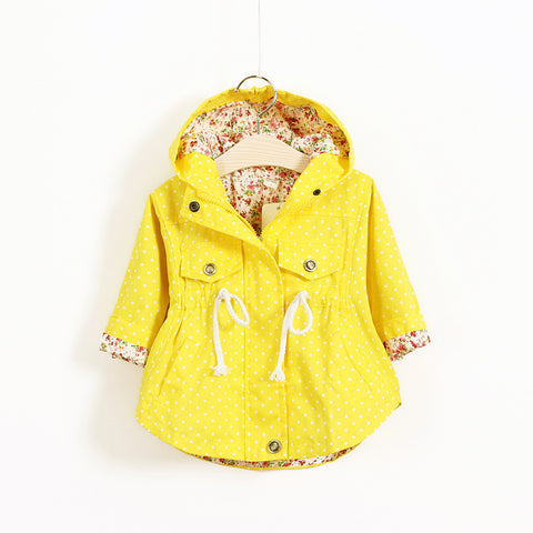 Baby Girl's Coat (7-24 months) - hushabyebaby-co-uk