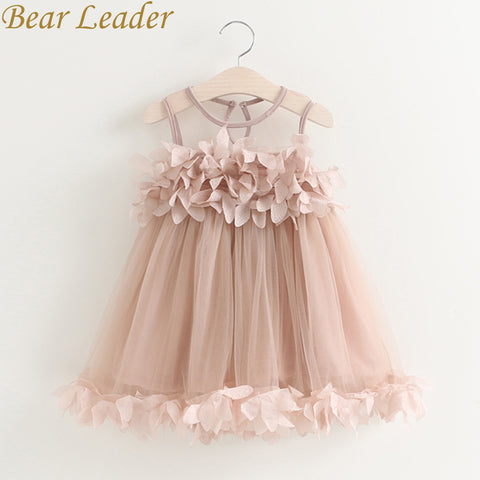 Summer Baby Girl's Dress (2- 7 years) - Hushabyebaby.co.uk
