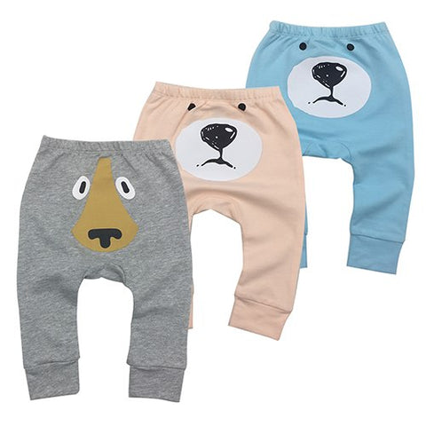Three Piece Baby Boy Pants (6-24 months) - Hushabyebaby.co.uk