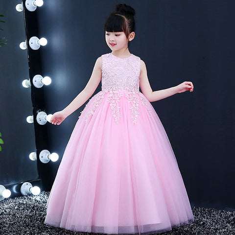 Girl's Luxury Party Dress - Hushabyebaby.co.uk