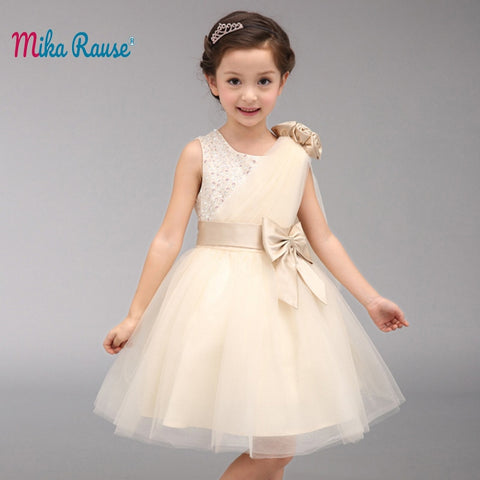 5ba12cb80 Luxury Flower girl princess dress kids children sequined unicorn party  piano costume dress for girl single