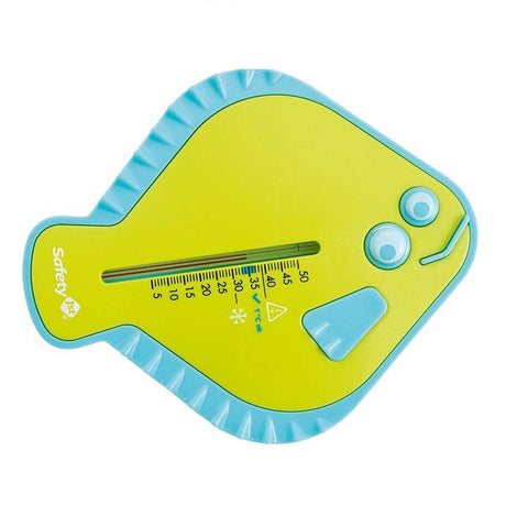 Safety 1st Flat Fish Bath Thermometer - Hushabyebaby.co.uk