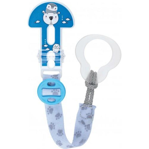 MAM Soother Save It Clip It Boy - Hushabyebaby.co.uk