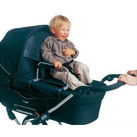 Pram Seat - Black  by Baby Dan - Hushabyebaby.co.uk