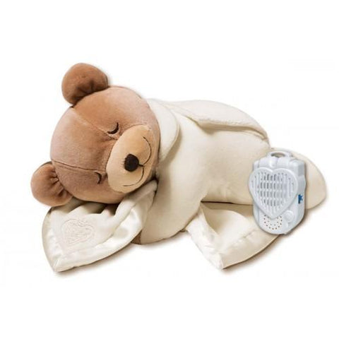 Slumber Bear Original with Silkie Cream - Hushabyebaby.co.uk