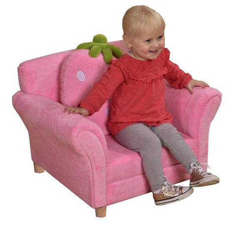 Strawberry Single Sofa by Liberty House - Hushabyebaby.co.uk