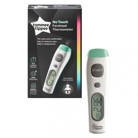 Tommee Tippee Babycare No Touch Forehead Thermometer - Hushabyebaby.co.uk