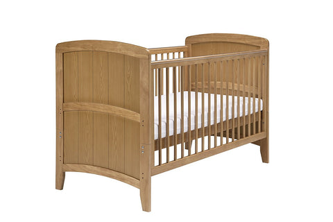 East Coast Nursery Cotbed Venice Antique - Hushabyebaby.co.uk
