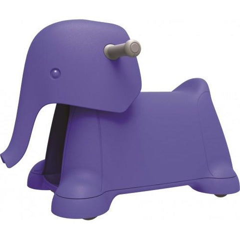 Yetizoo Elephant - Blue - Hushabyebaby.co.uk