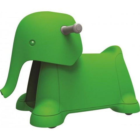 Yetizoo Elephant Green - Hushabyebaby.co.uk