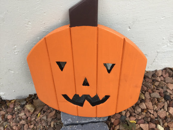 Hanging Garden Ornament - Halloween Pumpkin