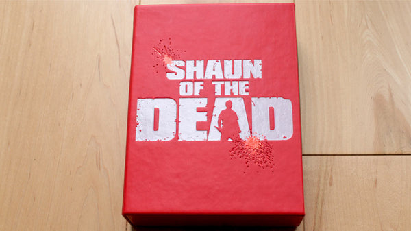 shaun of the dead bluray steelbook