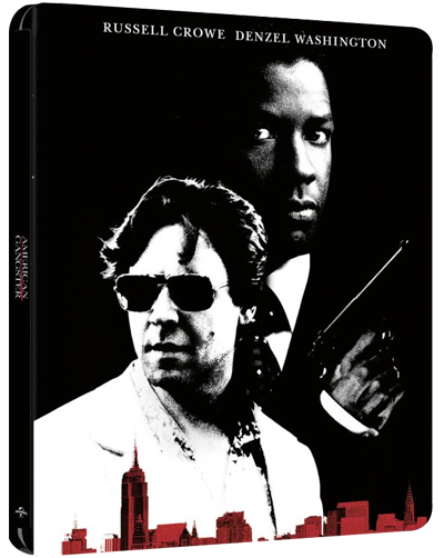 american gangster 4k bluray steelbook