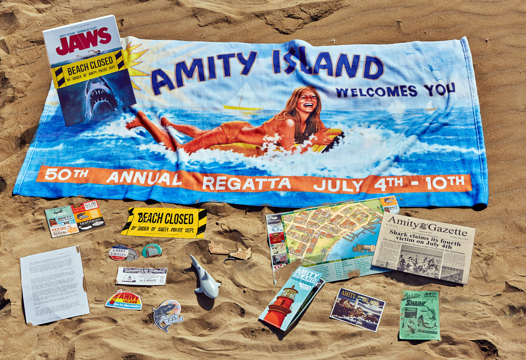 jaws amity island summer of 75 kit doctor collector
