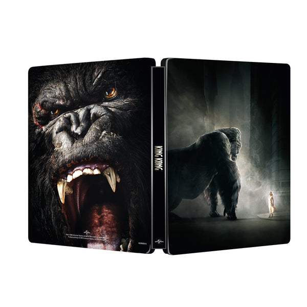 king kong steelbook