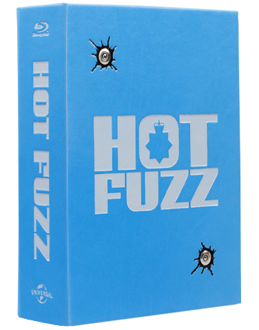 Everythingblu exclusive blu box hot fuzz
