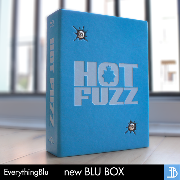hot fuzz collectors edition