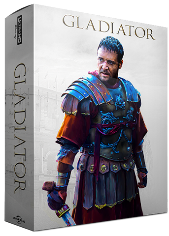 gladiator 4k bluray steelbook