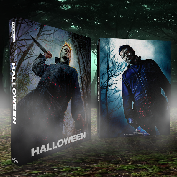 EverythingBlu BPS 005: Halloween (2018) 4K + Bonus Blu-ray SteelBook Exclusive