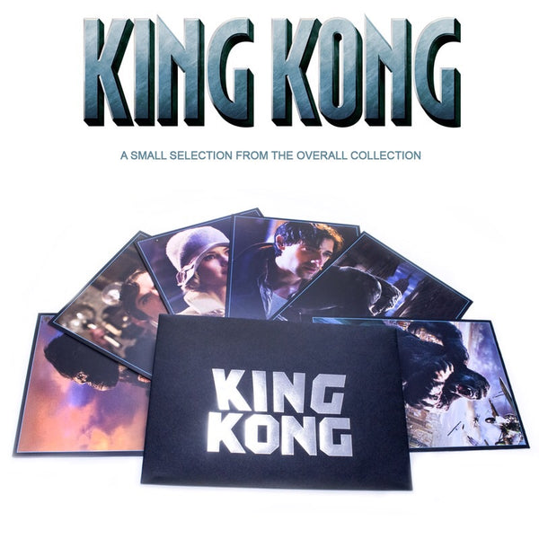 king kong collectors edition